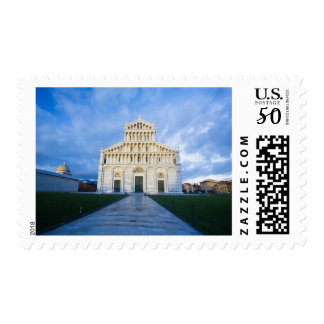 Italy, Pisa, Duomo and Field of miracles, Pisa, Postage