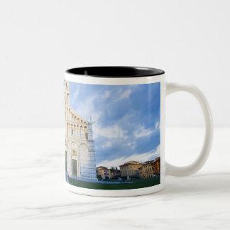 Italy, Pisa, Duomo and Field of miracles, Pisa, Two-Tone Coffee Mug