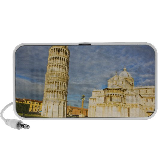 Italy, Pisa, Duomo and Leaning Tower, Pisa, 2 Portable Speaker