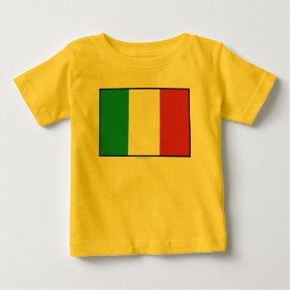 Italy Plain Flag Baby T-Shirt
