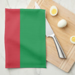 """Italy Plain Flag Hand Towel<br><div class=""""desc"""">Represent Italia! This item features a simple design of the Italian flag. Do you know an Italian or Italian-American who misses their home country and would like to be patriotic about their native nation? Travellers to Italy, Italian-Americans, or Italians themselves will love to show their heritage and national pride. Our...</div>"""