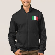 Italy Plain Flag Jacket
