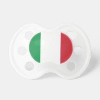 Italy Plain Flag BooginHead Pacifier