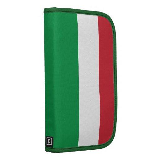 Italy Plain Flag Planners
