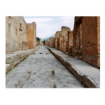Italy, Pompeii, archaeological site Post Cards