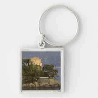 Italy, Portofino. Scenic life on the Keychain