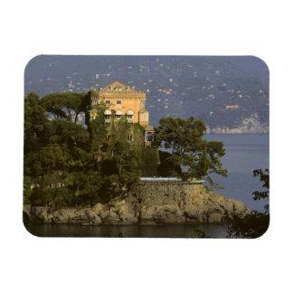 Italy, Portofino. Scenic life on the Magnet