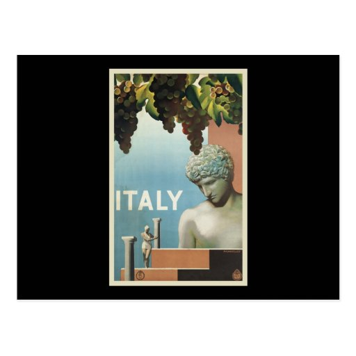 Italy Post Card