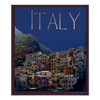 Italy Print