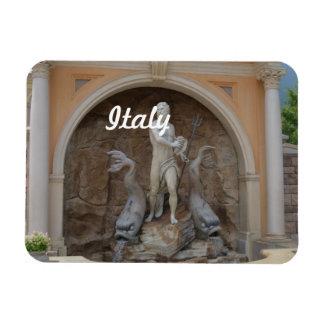 Italy Vinyl Magnets