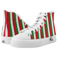 Italy Printed Shoes