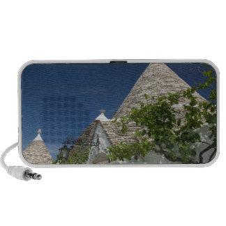 Italy, Puglia, Alberobello, Terra dei Trulli, 2 Portable Speakers