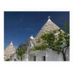 Italy, Puglia, Alberobello, Terra dei Trulli, 2 Post Cards