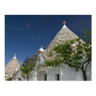 Italy, Puglia, Alberobello, Terra dei Trulli, 2 Postcard