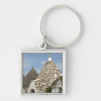 Italy, Puglia, Alberobello, Terra dei Trulli, Keychain