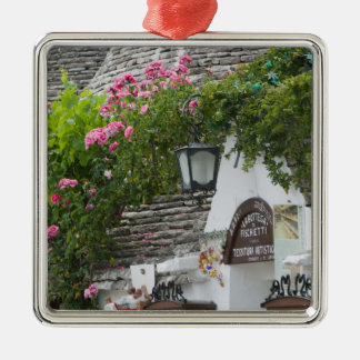 Italy, Puglia, Alberobello, Terra dei Trulli, Metal Ornament