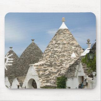 Italy, Puglia, Alberobello, Terra dei Trulli, Mouse Pad