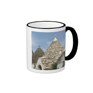 Italy, Puglia, Alberobello, Terra dei Trulli, Coffee Mugs
