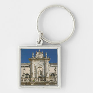 Italy, Puglia, Lecce, Piazza del Duomo, Palazzo Keychain