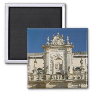Italy, Puglia, Lecce, Piazza del Duomo, Palazzo Magnet