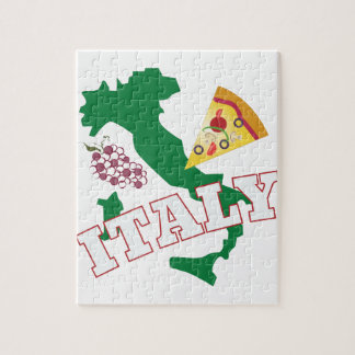 Italy Puzzles