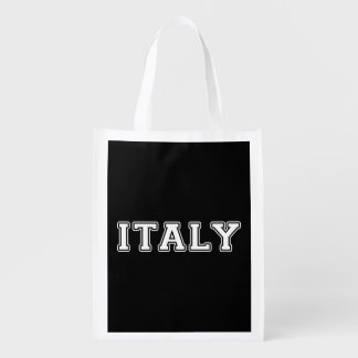 Italy Reusable Grocery Bag