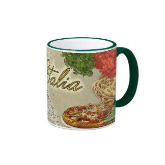 Italy Ringer Mug