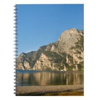 Italy, Riva del Garda, Lake Garda, Mount Notebooks