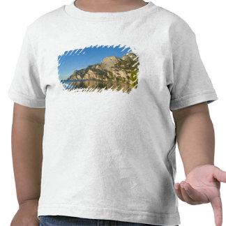 Italy, Riva del Garda, Lake Garda, Mount T Shirts