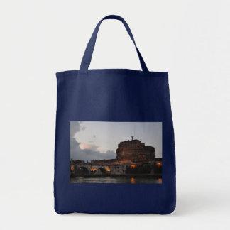 Italy Rome Castello S. Angelo Photo Tote Bag