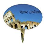 Italy Rome Coliseum (new) (St.K) Cake Topper