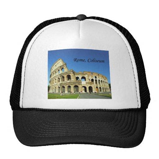 Italy Rome Coliseum (new) (St.K) Trucker Hat