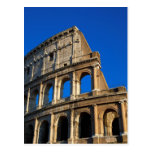 Italy, Rome, Coliseum Postcard