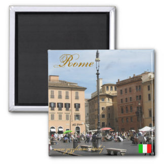 Italy Rome cool magnet design