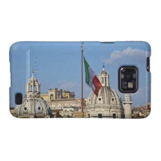 Italy, Rome. Italian flag Galaxy S2 Case