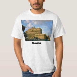 Italy, Rome, Roma, Castel Santa ANgelo T-Shirt