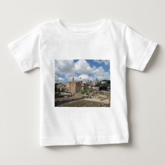 Italy, Rome - Roman Forum photo Baby T-Shirt