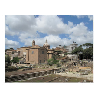 Italy, Rome - Roman Forum photo Post Cards