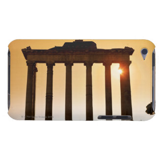 Italy, Rome, Roman Forum, Temple of Saturn Barely There iPod Covers