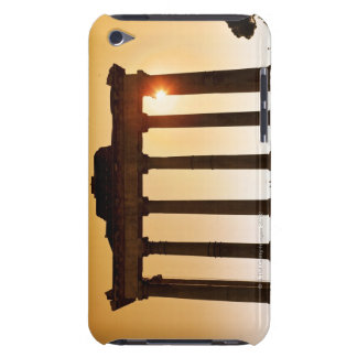 Italy, Rome, Roman Forum, Temple of Saturn Case-Mate iPod Touch Case