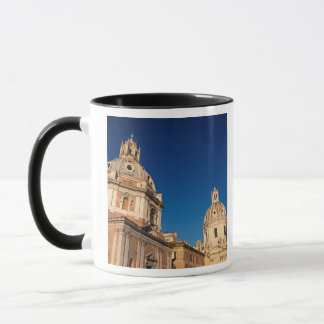 Italy, Rome, Santa Maria di Loreto church and Mug