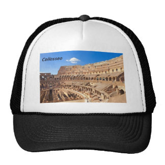 Italy-rome-the-ancient-collosseo -Angie.JPG Trucker Hat