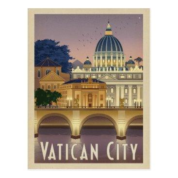 AndersonDesignGroup Italy, Rome - Vatican City Postcard