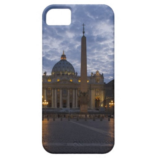 Italy, Rome, Vatican City, St. Peter's Basilica iPhone 5 Cover