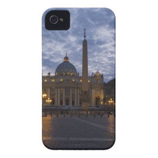 Italy, Rome, Vatican City, St. Peter's Basilica iPhone 4 Case