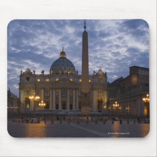 Italy, Rome, Vatican City, St. Peter's Basilica Mouse Pad