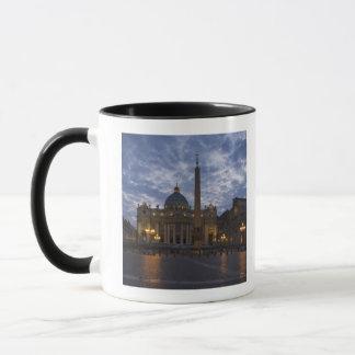 Italy, Rome, Vatican City, St. Peter's Basilica Mug