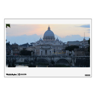 Italy, Rome Wall Decal