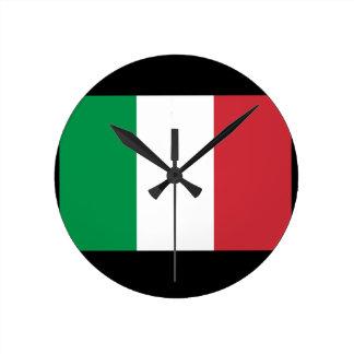 italy round clock