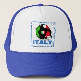 Italy Rugby Hat